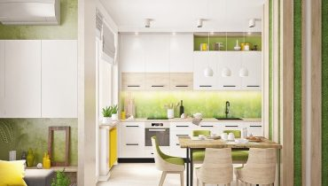 trồng cây gì trong nhà bếp