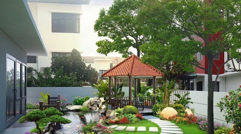 những loại cây cảnh nên trồng trong vườn
